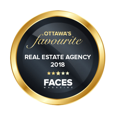 Ottawa's favourite real estate agency in 2018